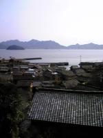 大楠と映画ロケ地の島3