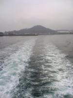 海上から見た多度津港4