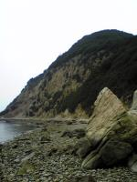 手島の西海岸の風景2