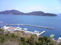 小手島に初上陸3