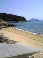美しい小手島の海岸2