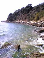 美しい小手島の海岸1