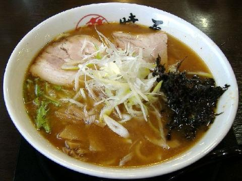 暁天・ラー麺