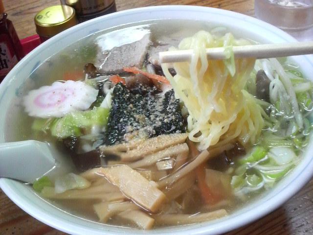 六太郎 タンメン