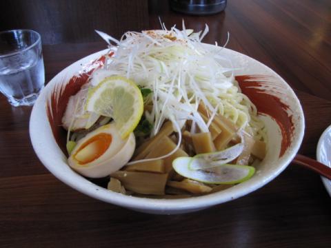 ようか味噌つけ麺1