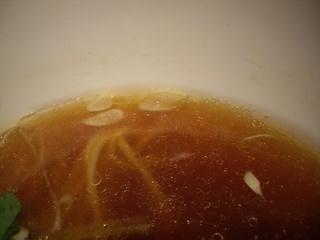 しなそば 麺 風武 ラーメン(スープ)