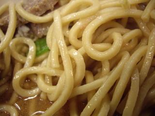 ラーメン金太郎 ぶた入り小ラーメン(麺)