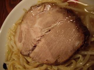 ラーメンどげん屋 どか盛りラーメン+野菜増し(豚)