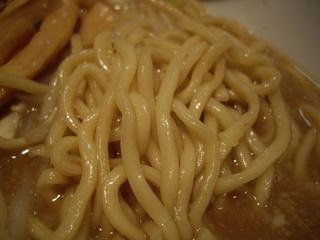 つけめん らーめん荒海 らーめん(麺)