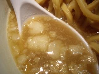 らーめん たま館 にぼぶら ぶら二郎(スープ)