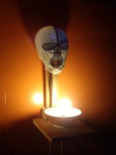 覆麺 マスク
