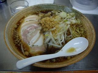 覆麺 覆麺(大盛り)