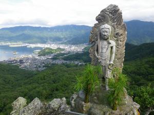 2011082番札所裏山