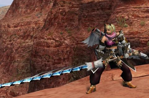 餓狼アルマ剣3