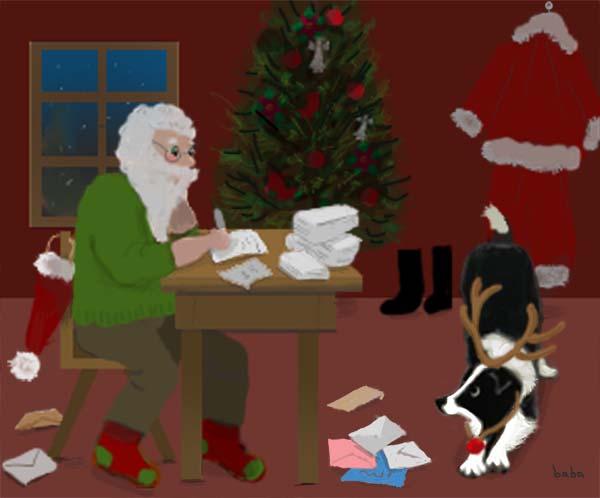 クリスマスレイちゃんs