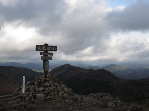 ヒガシホウベン山