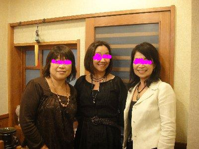 さち姉さんと美知子さんと