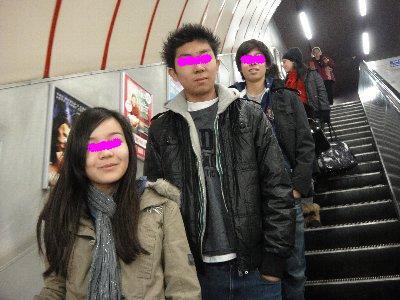 地下鉄の子供たち