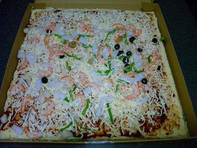 コストコ ピザ2
