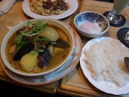 タンゴ スープカレー (1)