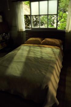 ジュノの寝室