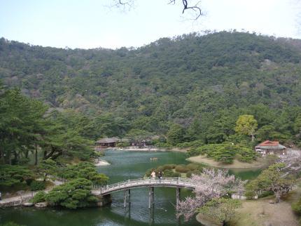 栗林公園⑤