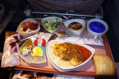 エミレーツ航空(ドバイ) エコノミークラス
