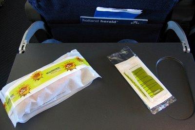 KLMオランダ航空 エコノミークラス