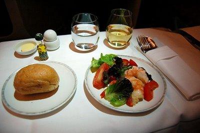 シンガポール航空 ビジネスクラス エアバスA380