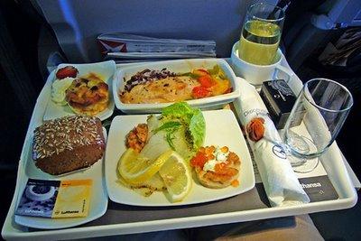 ルフトハンザ・ドイツ航空 ビジネスクラス