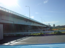端っこポタりなさいよぉ!-新二子橋