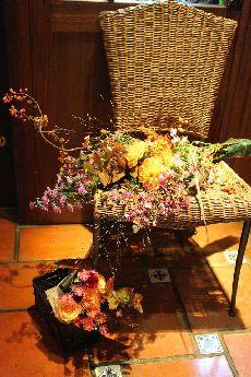 bouquet lessson