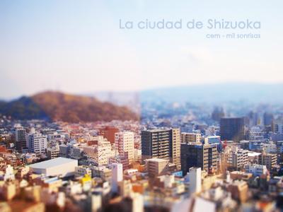 viaje por la ciudad de shizuoka