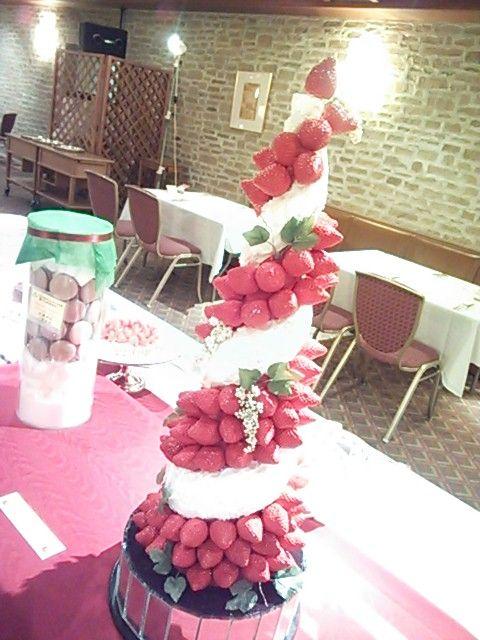 苺タワー2