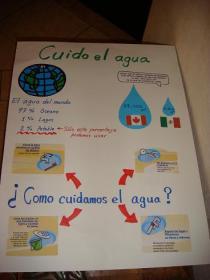 11日 Cuidar el agua