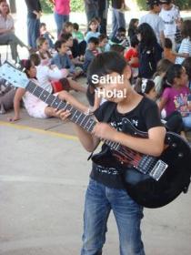 16日 rock hola