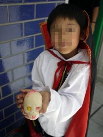 29日学校のハロウィン (2)mozaiku