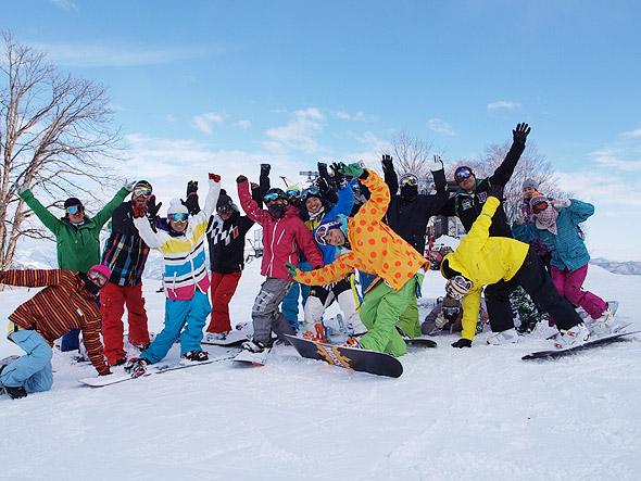新年KAGAYAKIキャンプ