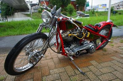 red_chopper号