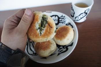 王道野沢菜です。