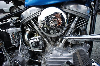 パンヘッドエンジン