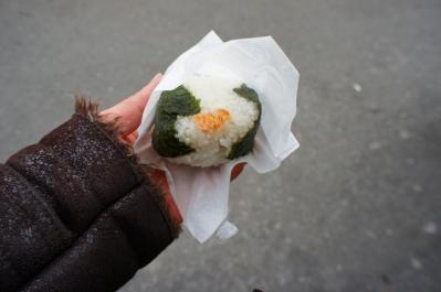 焼鮭おむすび