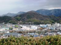 10.1.14 彦根城からの眺め1