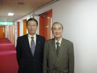 10.2.17 井上宏・関西大学名誉教授と