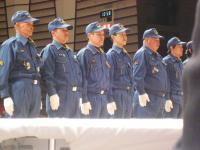 10.3.7 新居浜消防観閲式1