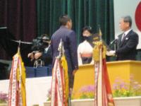10.3.17 泉川中学校卒業式1