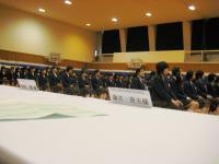 10.3.17 泉川中学校卒業式2