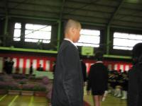 10.3.24 泉川小学校卒業式4