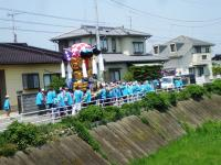 10.5.3 河内・東山田子供太鼓台10