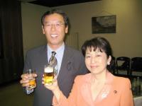 08年4月4日福島党首と